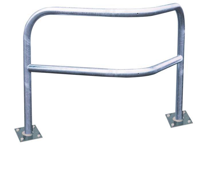 Arceaux d'angle en acier galvanisé