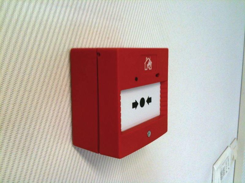 Alarme type 4 pédagogique - Matériel pédagogique pour formation incendie et évacuation