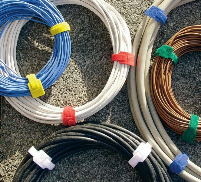 Attaches rapide de câbles crantées - Seton