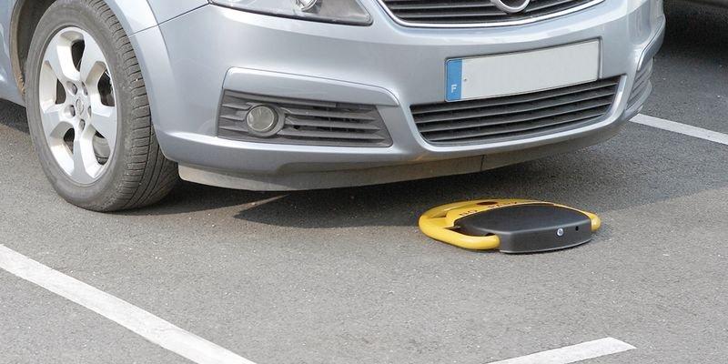 Barrière de parking automatique à télécommande - Seton