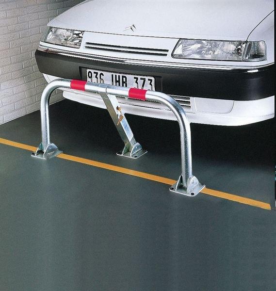 barri re de parking rabattable standard seton fr. Black Bedroom Furniture Sets. Home Design Ideas