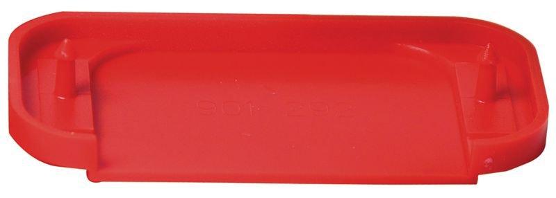 Languette de rechange pour les alarmes de porte avec barre anti-panique et push-bar