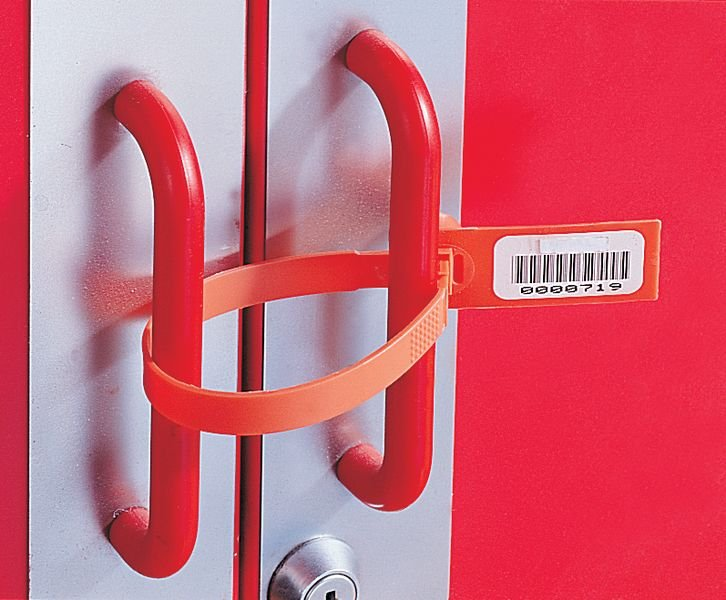 Etiquettes code à barres en papier - Seton