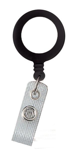 Enrouleur zip porte-badge personnalisé plat - Seton