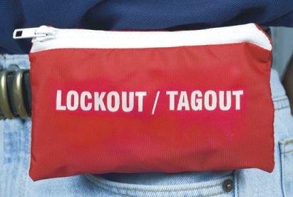 Pochette ceinture comprenant un kit de condamnation - Seton