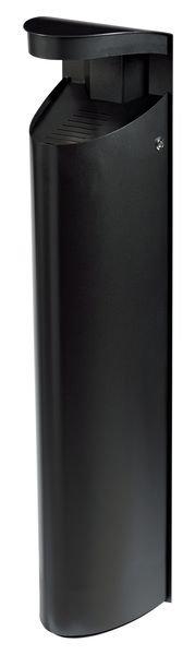 Cendrier tube avec protection