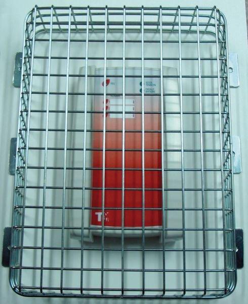 Grille de protection pour centrales d'alarme CALAT4 et CENTAUT - Seton