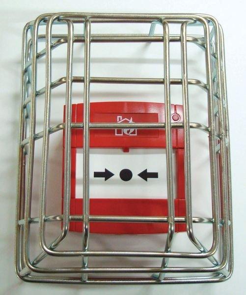 Grille de protection pour déclencheur d'alarme DMAN3 - Seton
