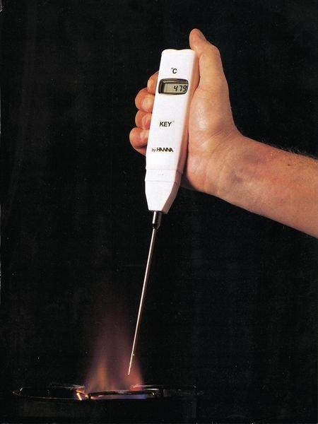 Sondes pour thermomètres modèle KEYC - Instruments de mesure - Température et humidité