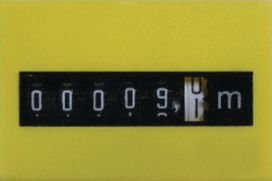 Odomètre mécanique léger - Instruments de mesure - Distance et surface