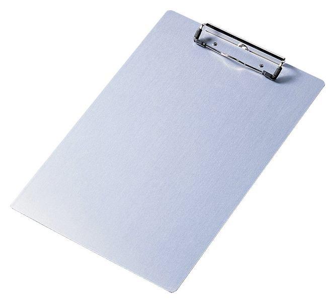 Porte-blocs écritoire aluminium