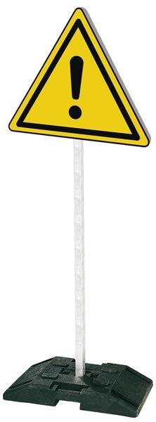 Panneaux de signalisation de sécurité pour parking Danger