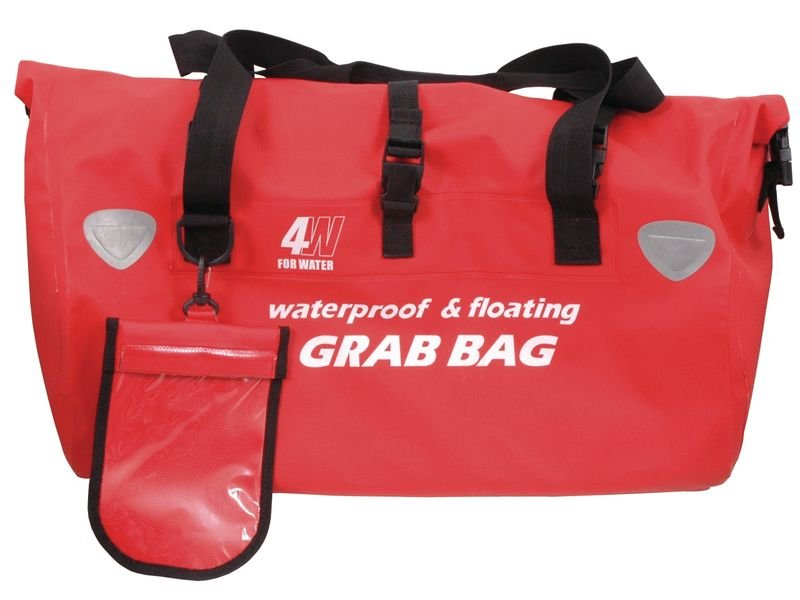 Sac étanche et flottant en PVC pour matériel de sécurité