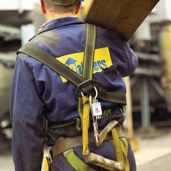 Plaquette d'inspection support MicroTag - Seton