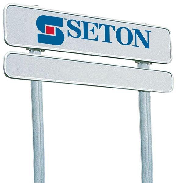Signalisation rétroréfléchissante personnalisée 2 panneaux