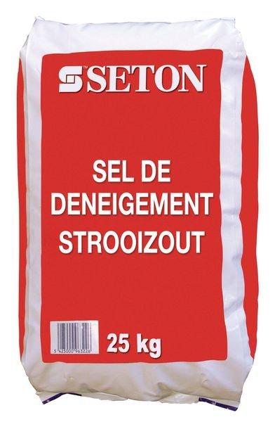 Prix Spécial - Kit complet matériel de déneigement avec pelle rouge - Seton