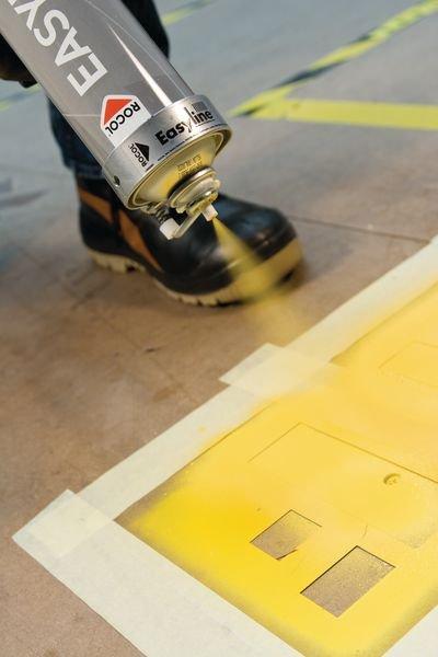 Pistolet de traçage à main pour peinture en aérosol Easyline® - Marquage au sol : peinture, pochoirs, clous