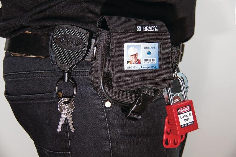 Porte-clés rétractable - Seton