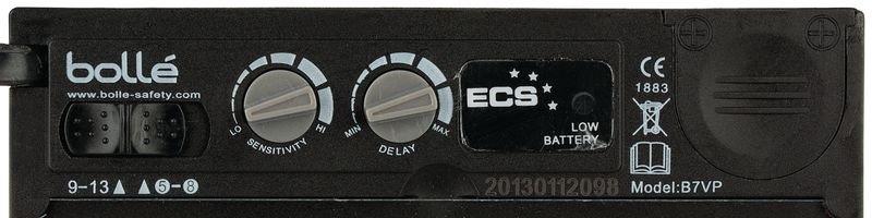Filtre électro-optique Bollé Safety Fusion - Ecrans faciaux