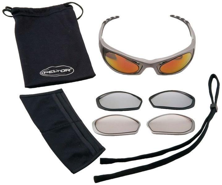 Kit de lunette de sécurité à oculaires interchangeables Force-3™ 3M™