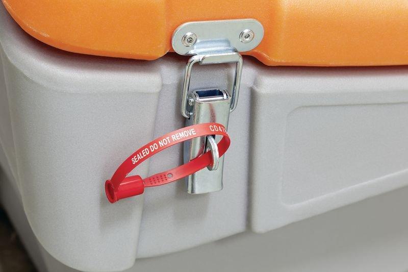 Scellé plastiques à périmètre défini Dual Lock - Seton