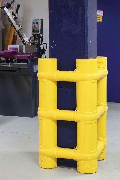 Protecteur de colonne modulable Parflex - Butoirs de protection pour poteaux