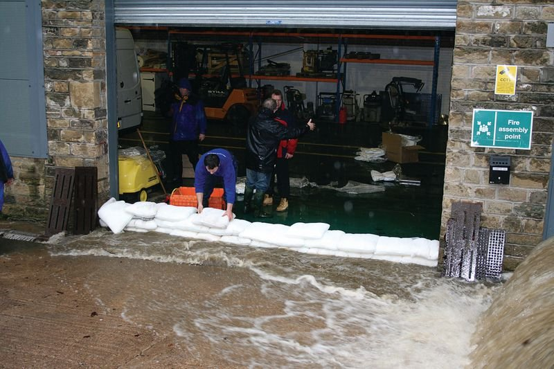 Sacs anti-inondation Floodsax®