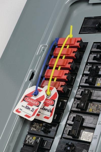 Système de condamnation TagLock™ pour disjoncteurs à tige unique
