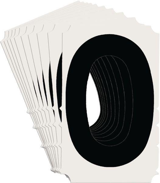 Chiffres et lettres prédécoupés en vinyle
