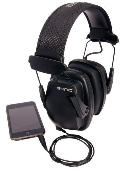 Casque antibruit Howard Leight® Sync™ Stéréo - 31 dB - Casques antibruit
