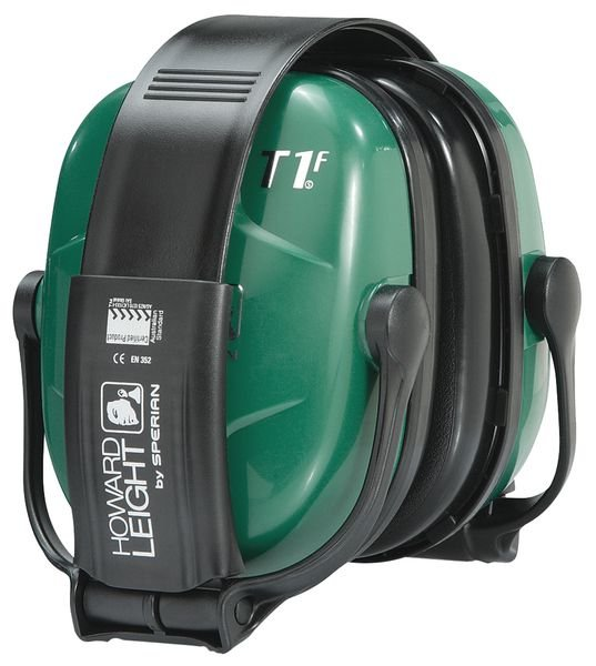 Casque antibruit pliable Howard Leight Thunder® - 31 dB - Seton