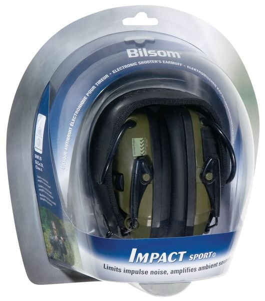 Casque auditif Honeywell Impact™ Sport - 25 dB - Casques antibruit