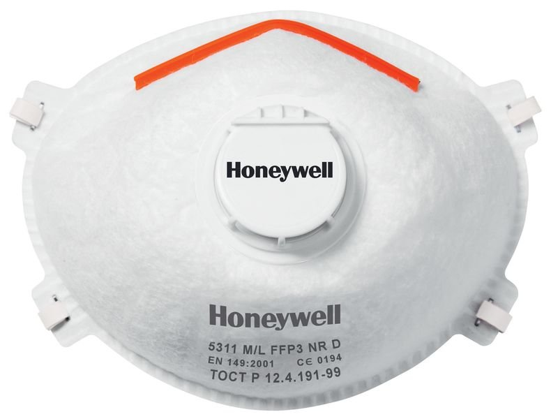 Masque Confort Series FFP3 Honeywell