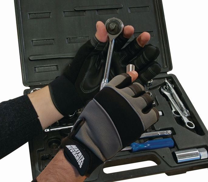 Gants de manutention Mechanics Matrix Polyco®