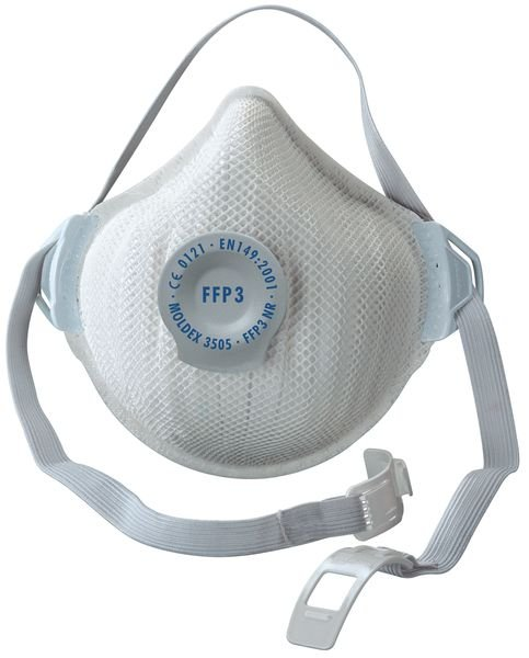 Masque respiratoire Moldex Air Plus - FFP2 - Seton