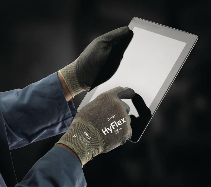 Gants tactiles Ansell HyFlex® 11-101 - Seton