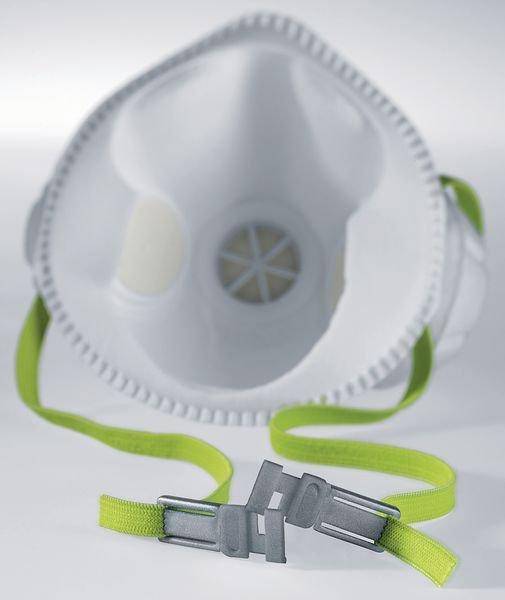 Masque anti-poussières FFP3 Uvex® Silv-Air Série E - réutilisable