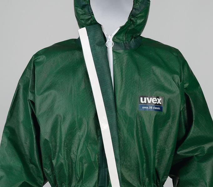 Combinaison de protection chimique Uvex Type 3B Classic - Combinaisons de protection
