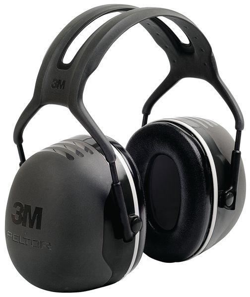Casque et coquilles auditif 3M™ Peltor™ X5 - 36/37 dB