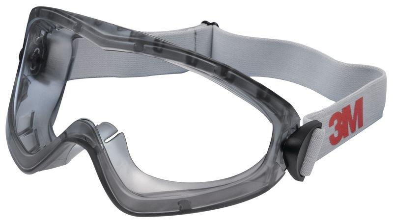 Sur-lunettes avec système de ventilation anti-buée et vision 180°