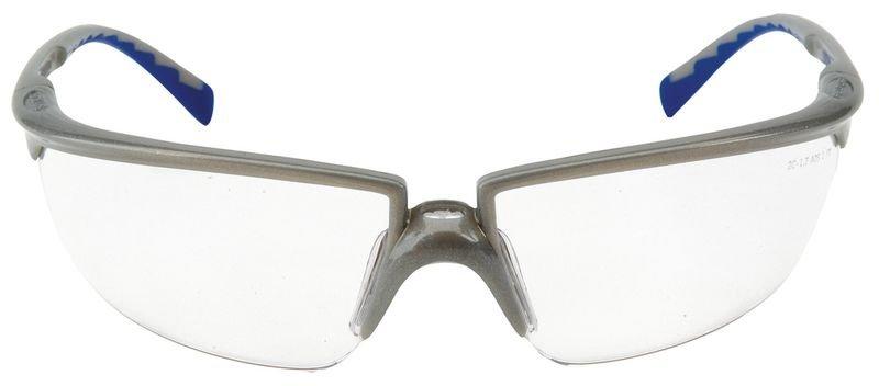 Lunettes de protection épurées, verres anti-UV