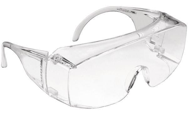 Sur-lunettes pour usage court et peu intensif