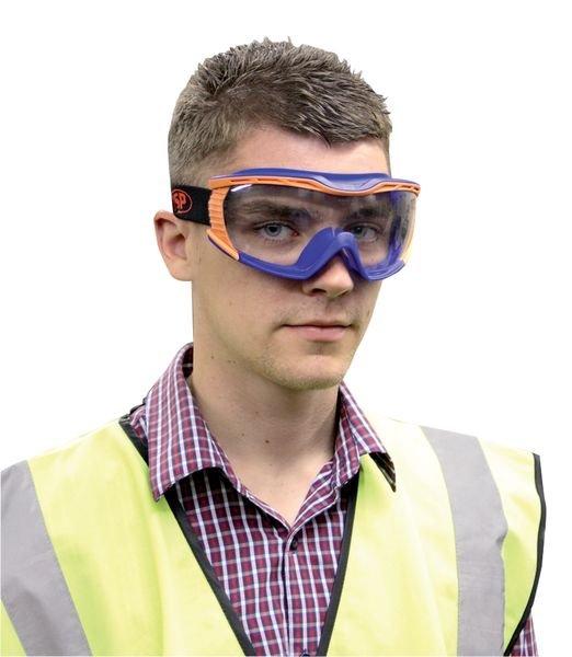 Sur-lunettes avec verres traités anti-buée et anti-rayures - Seton