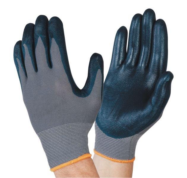Gants de protection très fins, résistant aux huiles et au graisses - Gants de manutention