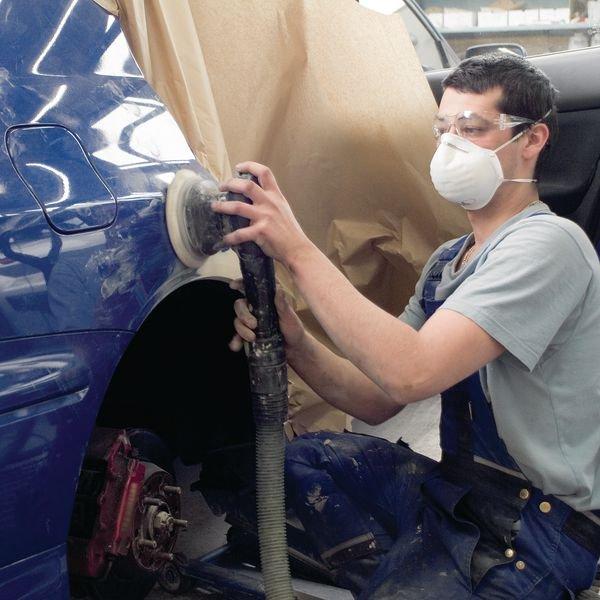 Masque de protection anti-poussière FFP2 jetable standard - Seton
