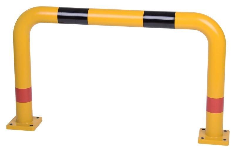 Arceaux de protection en polyuréthane avec bandes réfléchissantes