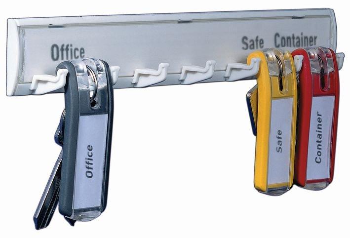 Barrettes supplémentaires pour armoire à clés Design AOC36 et AOC48 - Seton