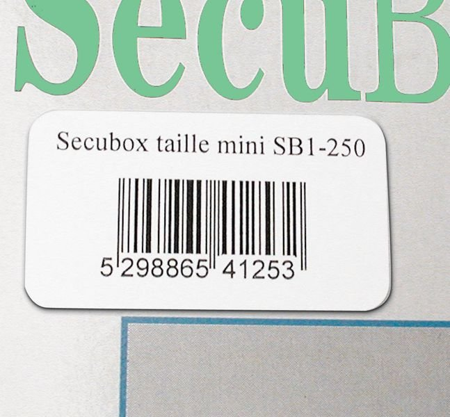 Etiquettes code à barres en vinyle renforcé - Etiquettes d'identification
