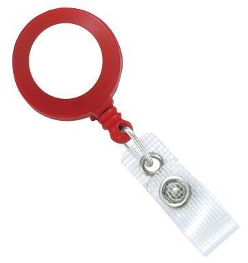 Porte-badge enrouleur zip personnalisé avec finition résine - Badges et accessoires d'identification