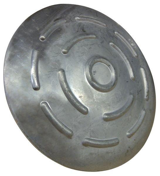 Clous de délimitation en aluminium à fixer au sol avec un adhésif - Seton